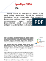 Tipe-tipe Elisa (1)