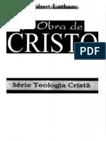 Teologia Crista - A Obra de Cristo