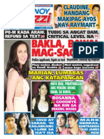 Pinoy Parazzi Vol 7 Issue 60 May 12 - 13, 2014