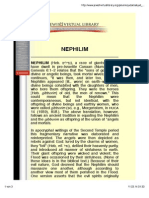 Jwl Nephilim