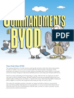 The Ten Commandments of BYOD - Maas360