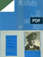 Doenitz Karl 10 Jahre Und 20 Tage 6.a 1977