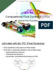 Computational Fluid Dynamics (CFD) _Markus Peer Rumpfkeil