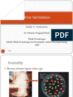 10-PPT-Psychrometry