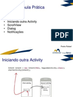 DDM Aula5 IniciandoActivity ScrollView Dialog Notification