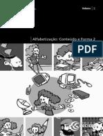 Alfabetização Conteúdo e Forma