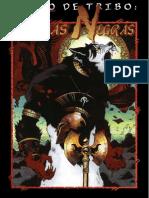 LOBISOMEM - Tribebook - Furias Negras[Br]