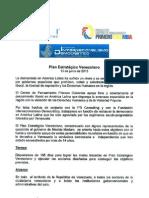 Plan Estrategico Venezuela Original (PDF)