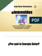 Expocicion de Energia Fotovoltaica Final