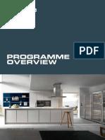 Schmid Kitchens Contur Programme Overview