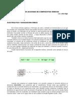 6A soluciones acuosas de compuestos ionicos