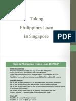 1498 taking phil loan in sg