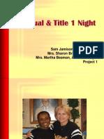 kristi a  abdullah bilignual  title 1 night project 1