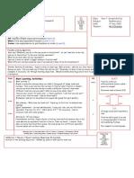 Equivalent Fractions Interview Lesson (Dec 2010)