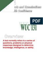 wuc131 unit4