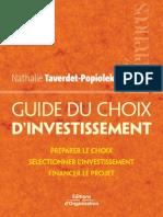 96154402 Guide Du Choix d Investissement