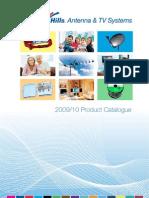 Hills 2009/10 Product Catalogue