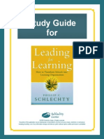 Leading for Learning Study Guide
