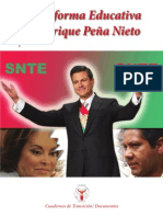 Reforma Educativa Epn