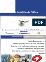 Evento Tce Go - A Nova Contabilidade Publica