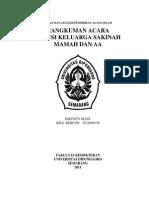 Tugas Mata Kuliah Pendidikan Agama Islam