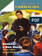 Conocer Don Bosco Segunda Etapa