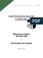 PASTERIZADORA DE CÓRDOBA