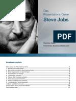 The Presentation Secrets Steve Jobs