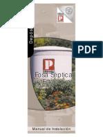 Instalacion-Ambiental de Fosas Septicas