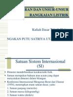 DTE_2 Besaran & Unsur Rangkain Listrik