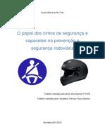Papel dos cintos e dos capacetes na prevenção e segurança rodoviária.docx