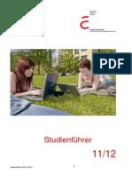 Studienfuehrer 01-07-2011