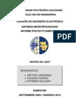 Informe Proyecto