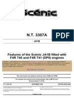 Features of the Sc_nic JA1B Fitted 1999