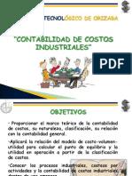 Contabilidad de Costos Industriales