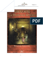 #1 Gregor La Profecia Del Gris Collins Suzanne