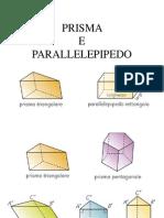 Prisma e Parallelepipedo 2014