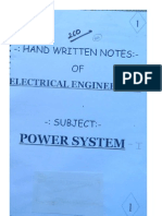 1.Electrical Powersystem1st
