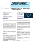 IJIRET Venugopal R Development of Eembedded System for Saving Energy in Air Conditioner