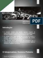 Fotojornalismo, Linguagem e História (Final)