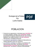 Ecologia I 7ma Semana - Poblacion