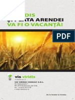 VIS VIRIDIS - Flyer Arendis Print