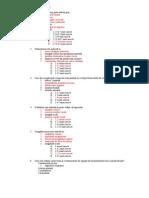Subiecte Examen ORL