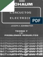 Circuitos Electricos J.a. Edminister