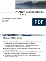 Cisco Switching VLANs