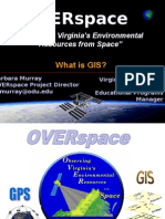 Observing Virginia's Environmental Resources From Space""