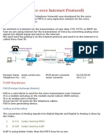 Lecture No 44 Notes VOIP 1