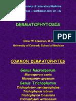 4 Dermatophytes