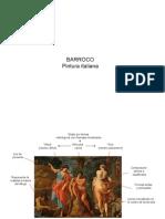 Pintura - Barroco - Italia