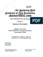 METHODOLOGY RISK FIRE